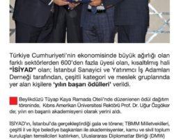 2018_03_01_Subcon Turkey_Kibris Amerikan Üniversitesi Rektörü Prof. Dr. Uğur Özgöker Yilin Akademis_75599228_(1)